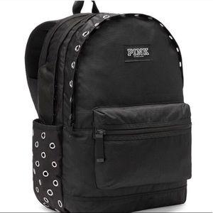 Black backpack Victory's Secret PINK